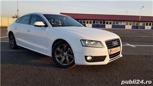 Audi A5, 2.0 TFSI, Sportback, 211 CP, Sline 10900 euro - imagine 6