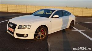 Audi A5, 2.0 TFSI, Sportback, 211 CP, Sline 10900 euro - imagine 10