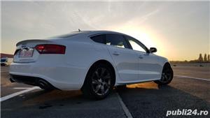 Audi A5, 2.0 TFSI, Sportback, 211 CP, Sline 10900 euro - imagine 7