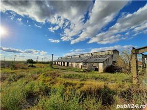 Depozit la calea ferata, Hale industriale Ortisoara, Direct Proprietar. - imagine 1