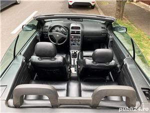 OPEL Astra BERTONE Cabrio 1.8 Eco Tec_125cp_Jante Y OPC 17_Inm.RO 2017  - imagine 10