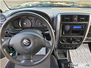 SUZUKI JIMNY / 1.3 BENZINA / 4X4 / RATE FIXE EGALE / GARANTIE INCLUSA / BUY-BACK / TEST-DRIVE - imagine 12