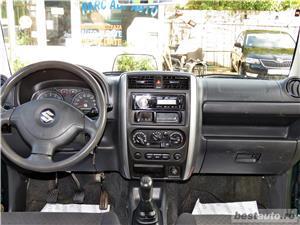 SUZUKI JIMNY / 1.3 BENZINA / 4X4 / RATE FIXE EGALE / GARANTIE INCLUSA / BUY-BACK / TEST-DRIVE - imagine 16