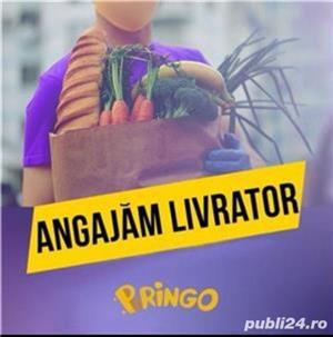 Angajam livrator  - imagine 2