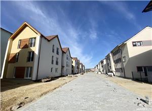 Ap.nou si complet decomandat, etaj intermediar, loc de parcare -Selimbar - imagine 9