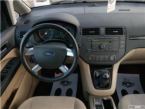 Ford Focus C-Max 1.6 Diesel TDCi, 109 CP, Ghia, Euro 4, HighLine, Rate Garantie Livrare - imagine 2