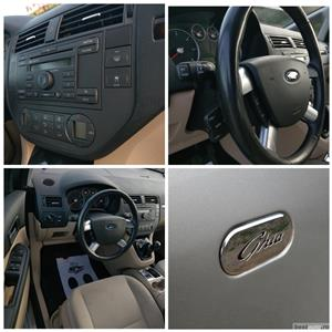 Ford Focus C-Max 1.6 Diesel TDCi, 109 CP, Ghia, Euro 4, HighLine, Rate Garantie Livrare - imagine 3