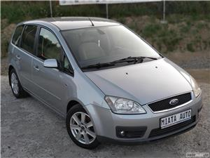 Ford Focus C-Max 1.6 Diesel TDCi, 109 CP, Ghia, Euro 4, HighLine, Rate Garantie Livrare - imagine 9