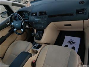 Ford Focus C-Max 1.6 Diesel TDCi, 109 CP, Ghia, Euro 4, HighLine, Rate Garantie Livrare - imagine 7