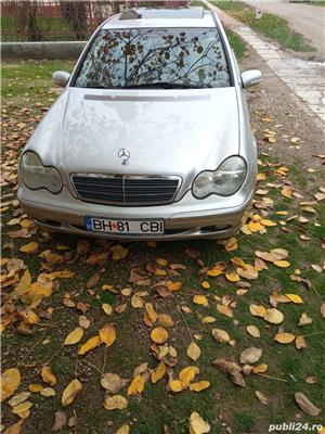 Mercedes-benz Clasa C C 200 - imagine 8