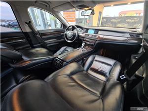 BMW SERIA 730D ~ EURO 5 ~ LIVRARE GRATUITA/Garantie/Finantare/Buy Back - imagine 10