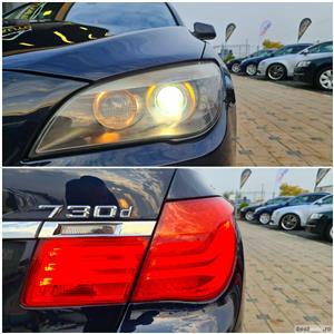 BMW SERIA 730D ~ EURO 5 ~ LIVRARE GRATUITA/Garantie/Finantare/Buy Back - imagine 14