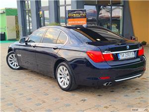 BMW SERIA 730D ~ EURO 5 ~ LIVRARE GRATUITA/Garantie/Finantare/Buy Back - imagine 17