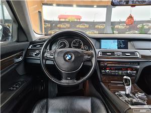 BMW SERIA 730D ~ EURO 5 ~ LIVRARE GRATUITA/Garantie/Finantare/Buy Back - imagine 8