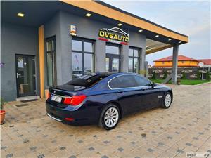 BMW SERIA 730D ~ EURO 5 ~ LIVRARE GRATUITA/Garantie/Finantare/Buy Back - imagine 5