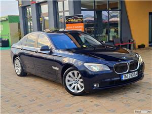 BMW SERIA 730D ~ EURO 5 ~ LIVRARE GRATUITA/Garantie/Finantare/Buy Back - imagine 16