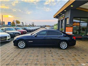 BMW SERIA 730D ~ EURO 5 ~ LIVRARE GRATUITA/Garantie/Finantare/Buy Back - imagine 3