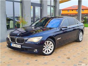 BMW SERIA 730D ~ EURO 5 ~ LIVRARE GRATUITA/Garantie/Finantare/Buy Back - imagine 15