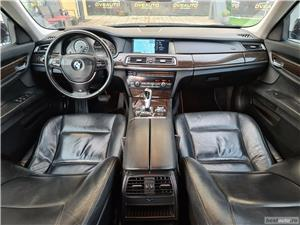 BMW SERIA 730D ~ EURO 5 ~ LIVRARE GRATUITA/Garantie/Finantare/Buy Back - imagine 7