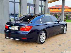 BMW SERIA 730D ~ EURO 5 ~ LIVRARE GRATUITA/Garantie/Finantare/Buy Back - imagine 18