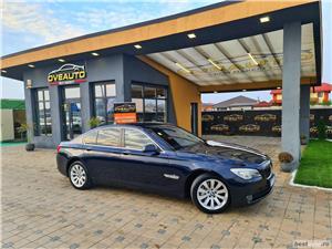 BMW SERIA 730D ~ EURO 5 ~ LIVRARE GRATUITA/Garantie/Finantare/Buy Back - imagine 2