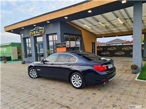 BMW SERIA 730D ~ EURO 5 ~ LIVRARE GRATUITA/Garantie/Finantare/Buy Back - imagine 4