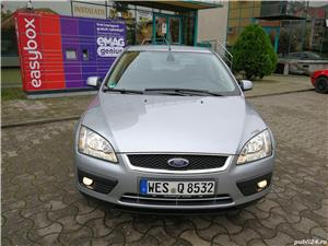 FORD FOCUS-SEDAN-GHIA-KM.REALI !!! - imagine 1