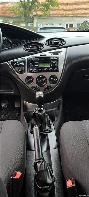 Ford Focus kombi 1,8TD, 124000 km, CASH sau RATE FIXE - imagine 8