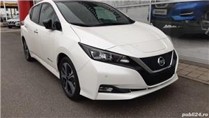 Nissan Leaf Tekna Special, full options, 2019, in garantie - imagine 1