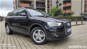 Audi Q3/navi/piele/2.0tdi/143 cp/xenon/led/jante 17/ - imagine 5