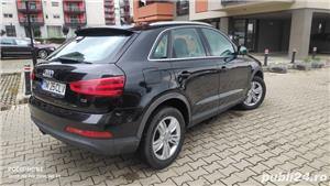 Audi Q3/navi/piele/2.0tdi/143 cp/xenon/led/jante 17/ - imagine 2