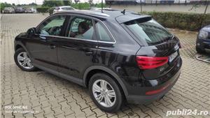 Audi Q3/navi/piele/2.0tdi/143 cp/xenon/led/jante 17/ - imagine 4