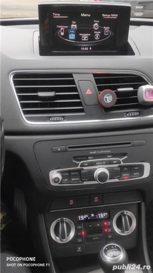 Audi Q3/navi/piele/2.0tdi/143 cp/xenon/led/jante 17/ - imagine 9