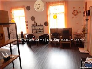 incinta spatioasa, 30mp-zona Sala Patria- inchiriem  - imagine 1