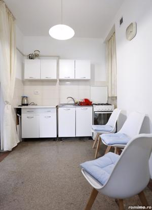 Apartament Boem 3 camere Mobilat Utilat, Gradina Icoanei - imagine 14