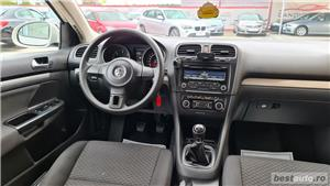 Volkswagen Golf Revizie+Livrare GRATUITE, Garantie, RATE FIXE, 1600 diesel, 2013, Euro 5 - imagine 18