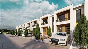 Case insiruite intr-un ansamblu rezidential de lux cu acces privat - imagine 3