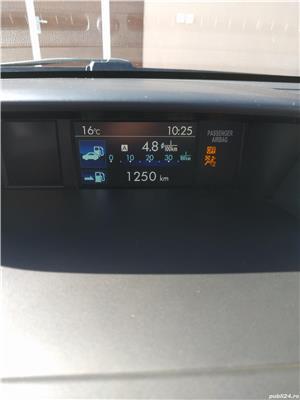 SUBARU XV an 2015 euro 6 4X4 AWD - imagine 9