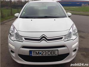 Citroen C3 euro 6, 100cp, gps, diesel, camera mers inapoi - imagine 1