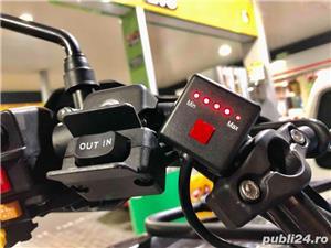 Atv CF MOTO 520L EPS, 5 ANI Garantie, multiple accesorii - imagine 7