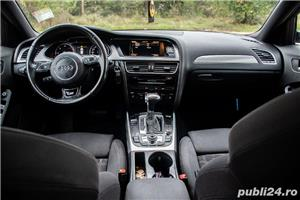 Audi A4 B8 facelift - imagine 6