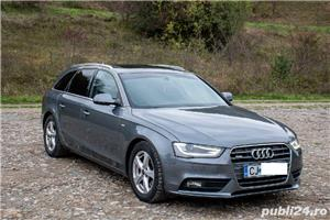 Audi A4 B8 facelift - imagine 2