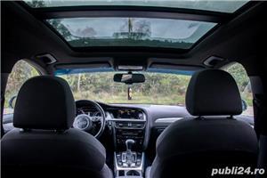 Audi A4 B8 facelift - imagine 9