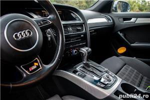 Audi A4 B8 facelift - imagine 8