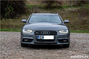 Audi A4 B8 facelift - imagine 3