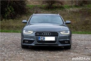 Audi A4 B8 facelift - imagine 3