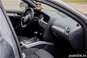 Audi A4 B8 facelift - imagine 5