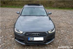 Audi A4 B8 facelift - imagine 1