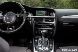 Audi A4 B8 facelift - imagine 10