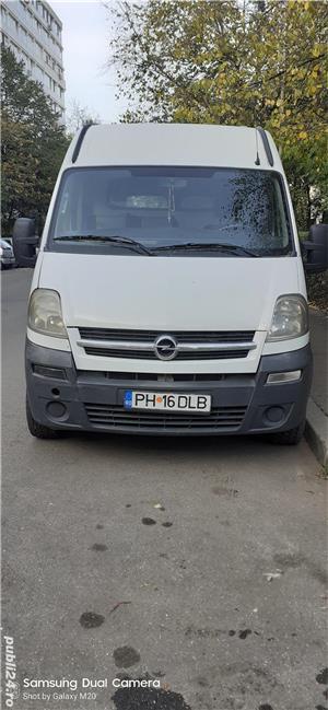 Opel Movano  - imagine 6